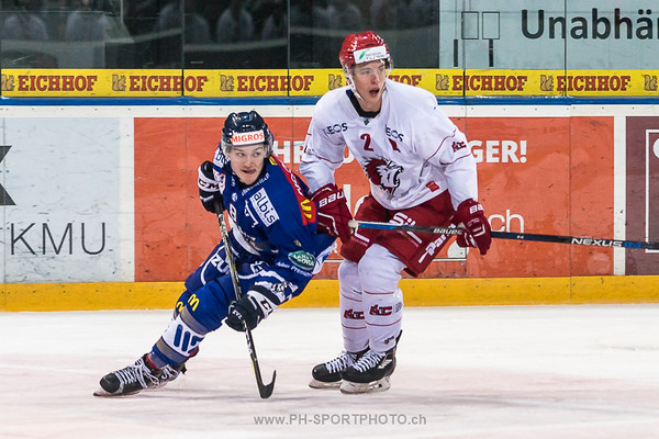 Junioren Elite A Playoff 1/4-Final: EV Zug - Lausanne 4 Clubs - 10:2