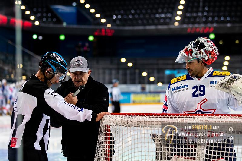 Swiss League - 18/19: EVZ Academy - EHC Kloten - 29-09-2018