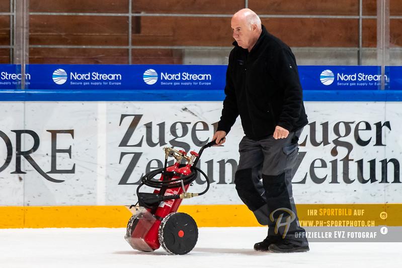 Swiss League - 18/19: EVZ Academy - EHC Winterthur - 18-11-2018