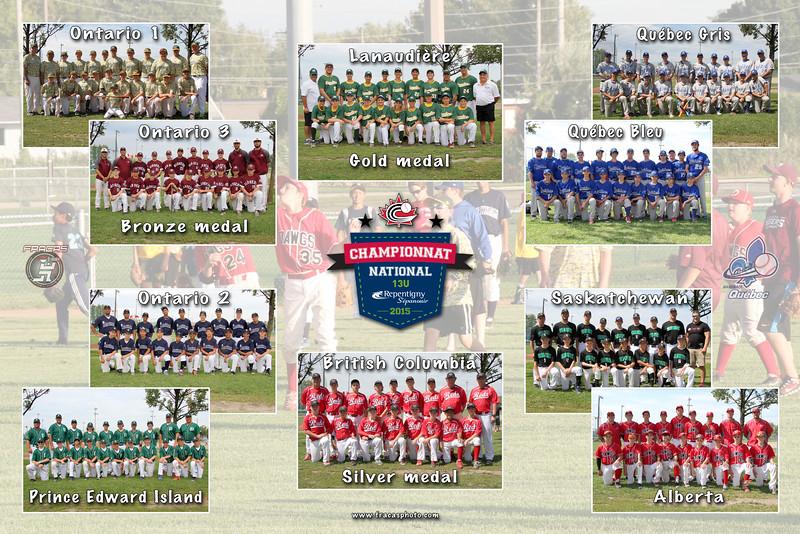 Poster/Affiche Championnat National