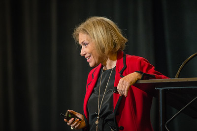 Dr. Joan Pastor speaks at the Women's Global Leadership Summit, on Thursday, November 12th, 2015 in San Francisco, CA.Tomas Ovalle/AP Images for American Institute of Certified Public Accountants