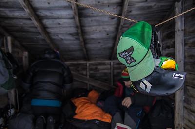 Location: Chimney Pound Camp