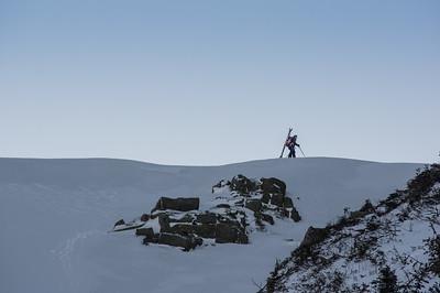 Skier : Emmanuel Demers Location : Central Bassin,