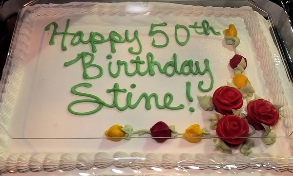 Ms Stine Birthday