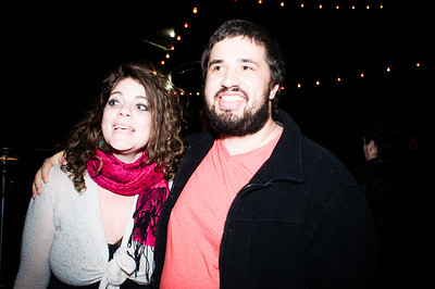 Dave + Laurel Matrimony Pony Party @ Blackheart- December 9th 2012