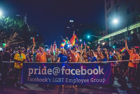 facebook @ pride 2015
