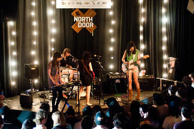 SXSW Hardly Art and Suicide Squeeze Showcase at North Door-Friday March 15th 2013