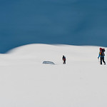 Up way - wapta icefield
