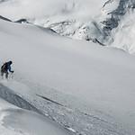 skier: Vincent Lebrun Location : Mont Gordon, Wapta Icefield, B.C. Canada