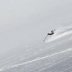 Skier : Emmanuel Demers Location: Roger Pass