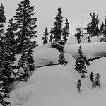 Skier : William Viens Location : Fairy Meadow hut, B.C.