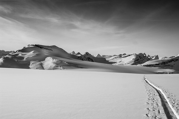 Location: Wapta Icefield