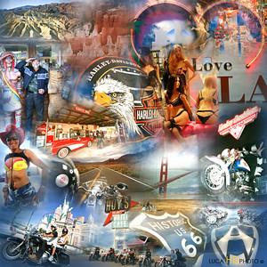 TOUR OVEST AMERICA