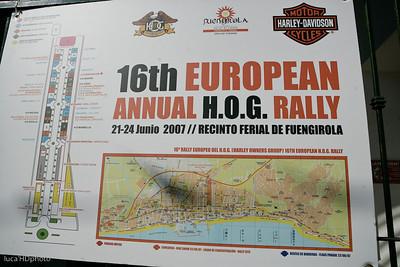 H.O.G. EUROPEAN RALLY FUENGIROLA