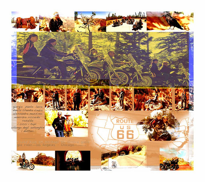 GIUGNO<br /> Calendario 2009 dedicato al 105 Anniversary Harley-Davidson e 25 H.O.G. EVENT Milwaukee 28-31 Agosto 2008