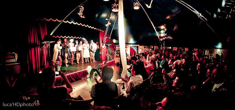 AMSTERDAM BURLESQUE FEST 2009