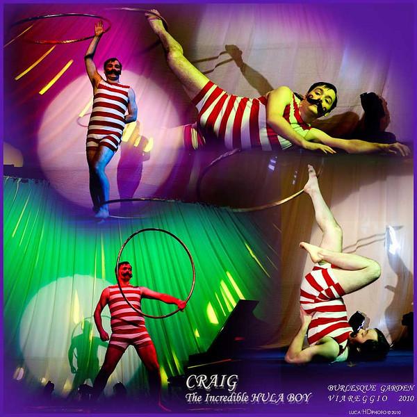 CRAIG The Incredible Hula Boy