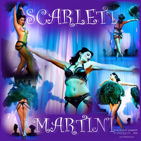 """SCARLETT MARTINI<br /> <br />  <a href=""""http://www.myspace.com/scarlettmartini"""">http://www.myspace.com/scarlettmartini</a><br /> <br /> Burlesque Garden, Viareggio Febbraio 2010"""