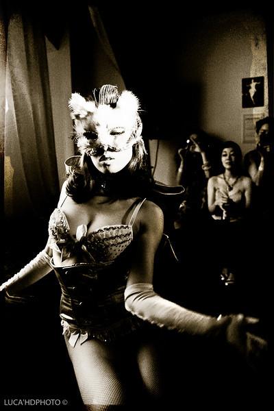 Burlesque Museum Night Tokyo Japan<br /> <br /> Mary Sunayama