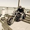 """Jerry Caronte, Daytona Beach, FL Marzo 2010   <a href=""""http://www.custombikeitaly.com"""">http://www.custombikeitaly.com</a>"""