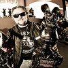 "Jerry Caronte, RATS HOLE SHOW, Daytona Bike Week 2010   <a href=""http://www.custombikeitaly.com/"">http://www.custombikeitaly.com/</a>"
