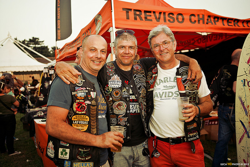Treviso Chapter 15° Marca Tour 2012