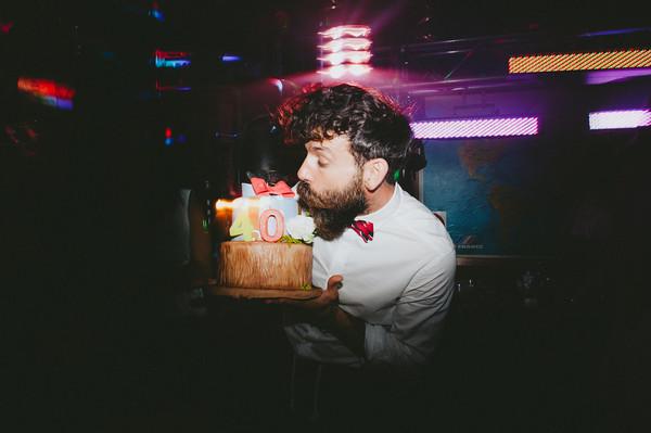 Alejandro Gil (Cumpleaños)