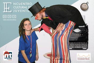 Encuentro Cultural de Juventud 24.01.2015 Ciudad Real