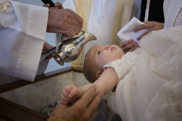 FL0851 Amanda Santos - Baptism