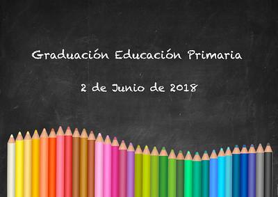 Graduación Educación Primaria 02-06-2018