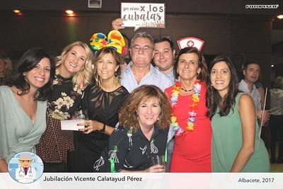 Jubilación Vicente 29.09.2017 Rte. Don Gil, Albacete