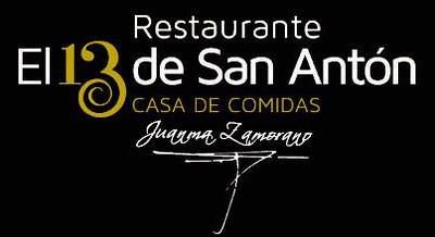 """Restaurante """"El 13 de San Anton"""" 02-07-2015"""