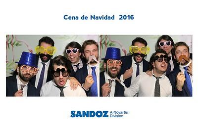 SANDOZ (Cena de navidad 2016)