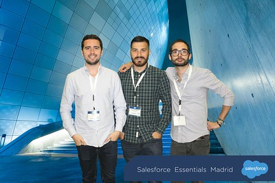 Salesforce 24.05.2016 Madrid