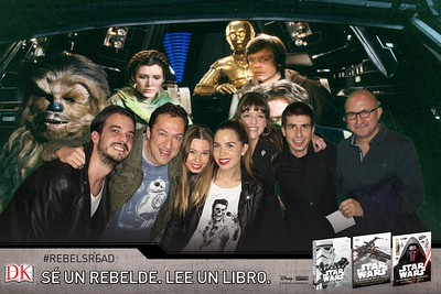 Star Wars Estreno 18.12.2015 Madrid
