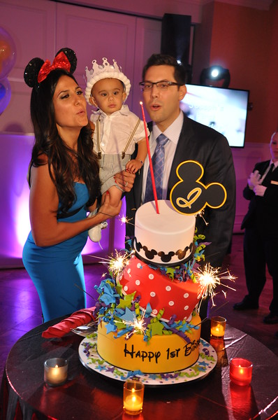 Joey's 1st Birthday party at The Vanderbilt on Staten Island, NY, June 29, 2014.<br /> <br /> Photo by Cynthia Carris