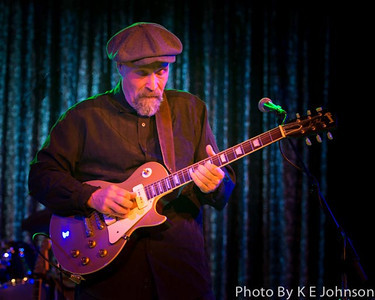 Steve Freund with the Buddy Emmers Blues Band