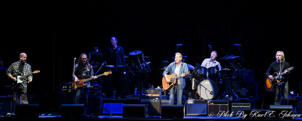 The Eagles at Harvey's Outdoor Arena