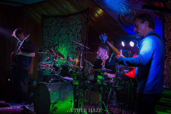 ÆTHER HAZE @ The American Legion 10-17-2015