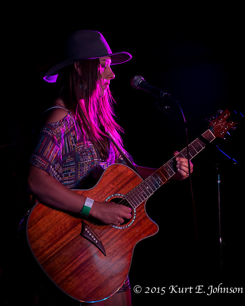 Brandy Robinson @ Whiskey Dicks 09-20-2015