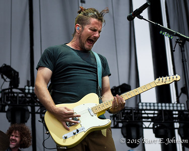 Matt Nathanson @ Harvey's Outdoor Arena 07-21-2015