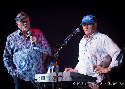 The Beach Boys @ Montbleu - 03-27-2015