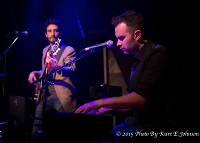 The Novelists @ Crystal Bay Crown Room 01-28-2015