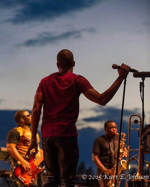 Trombone Shorty @ Hard Rock Hotel-Casino 07-30-2015