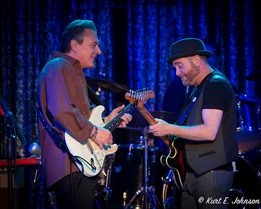 Buddy Emmers Blues Band with Mike Schermer @ Harrah's 03-15-2016