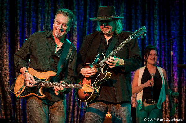 Buddy Emmer Blues Band with Rich Maloon @ Harrah's Tuesday Night Winter Blues 12-15-2015