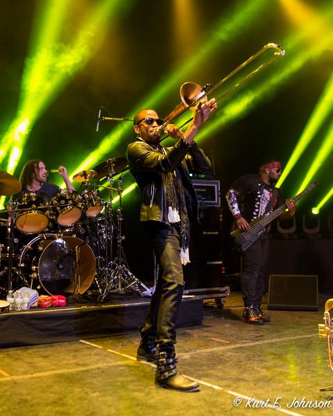 Trombone Shorty @ Montbleu 03-11-2017