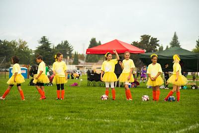 Kick or Treat Tournament