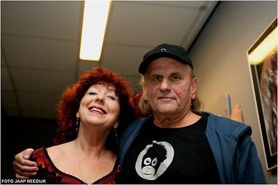 Elly en Harry foto Jaap Reedijk 50 jaar Nederpop foto Jaap Reedijk
