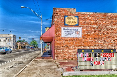 Main Street...Healdton Oklahoma...2011